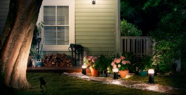 Philips Hue Outdoor.