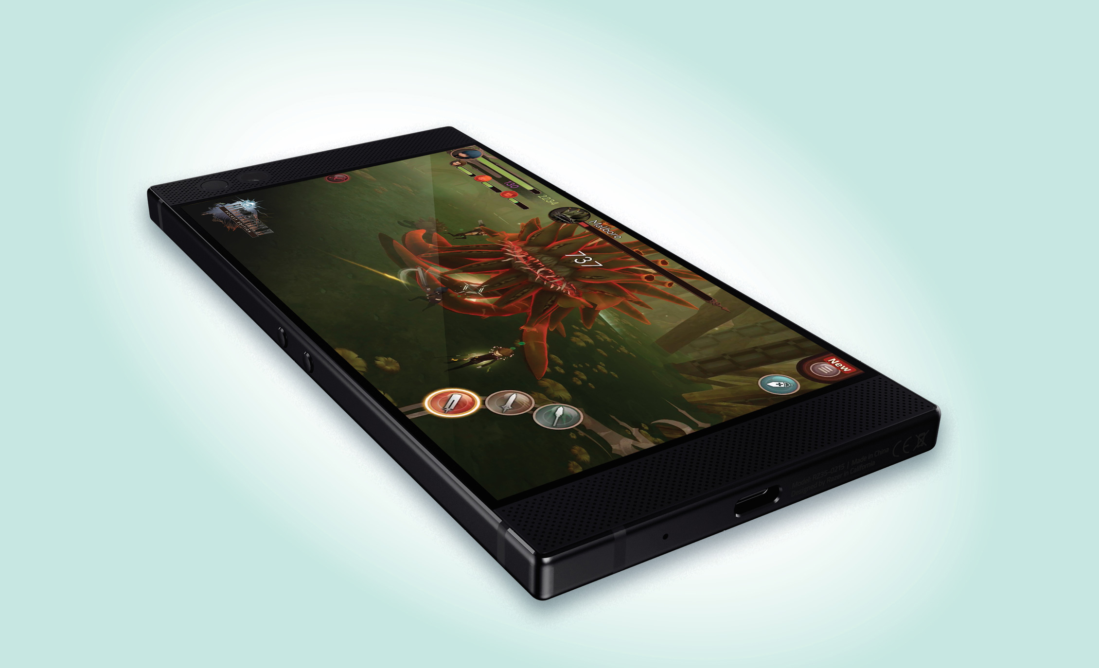 Razer Phone [Test]: Monster smartphone for gamere og ligesindede