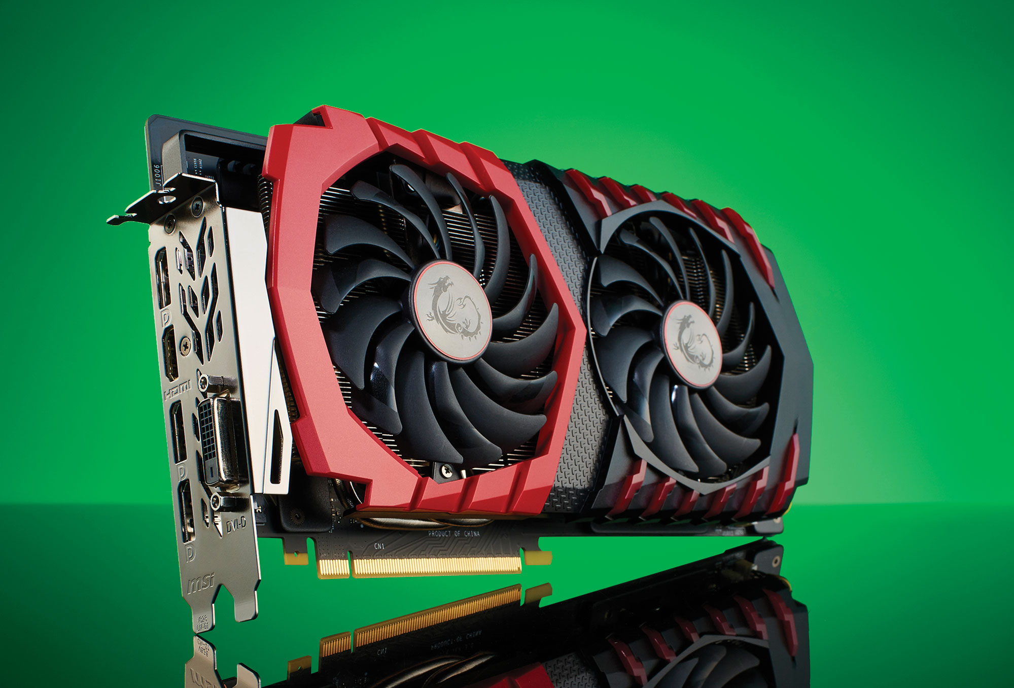 MSI GeForce GTX 1060 Gaming X 6GB [TEST]: Stor ydelse