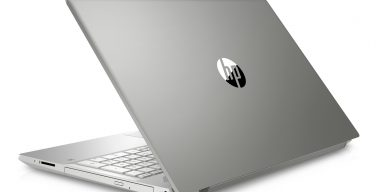 HP Pavilion Notebook.