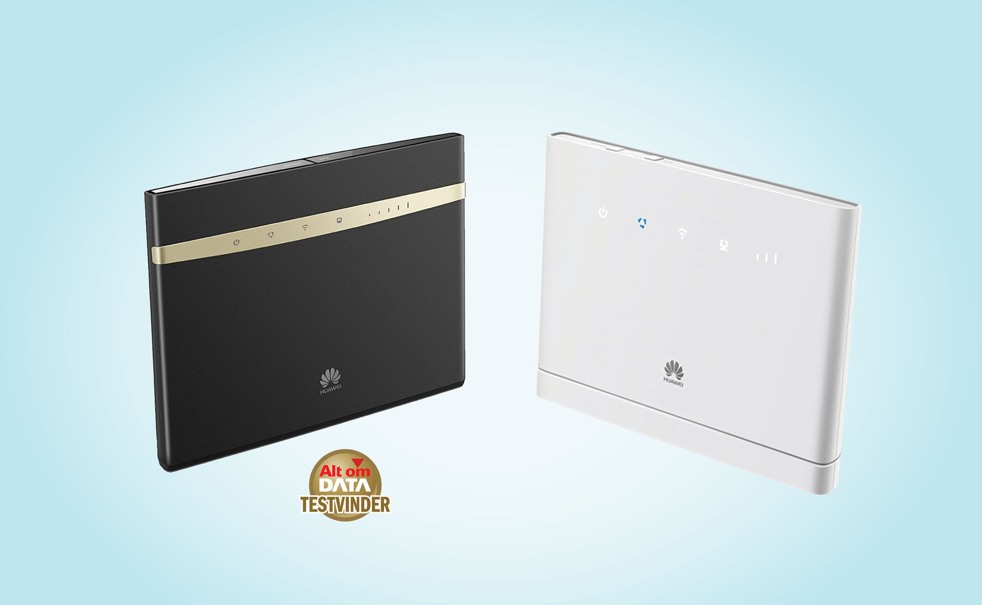 Huawei B525s og B315s LTE 4G Wi-Fi Router [TEST]: Immobile mobilroutere