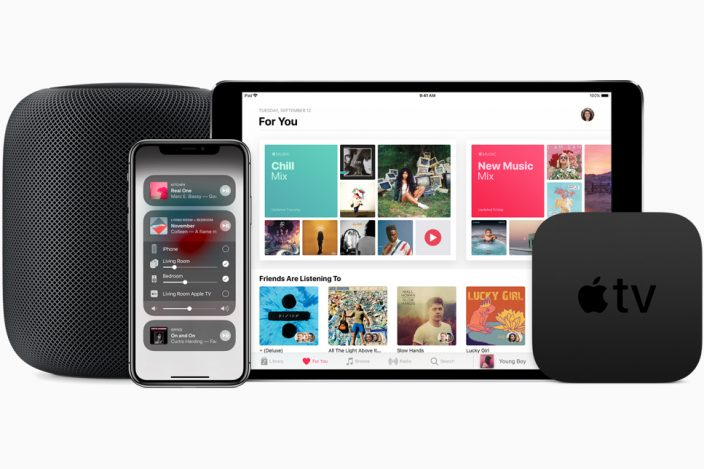 Nu kan du få AirPlay 2 på iPhone og iPad
