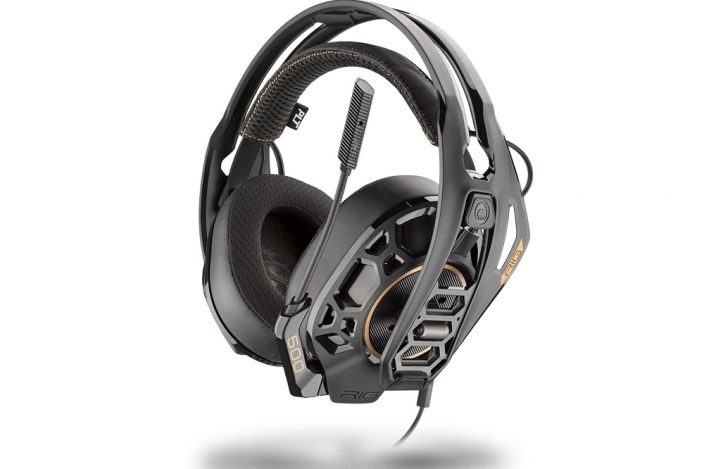Plantronics RIG 500 PRO: Avanceret gaming-headset til god pris
