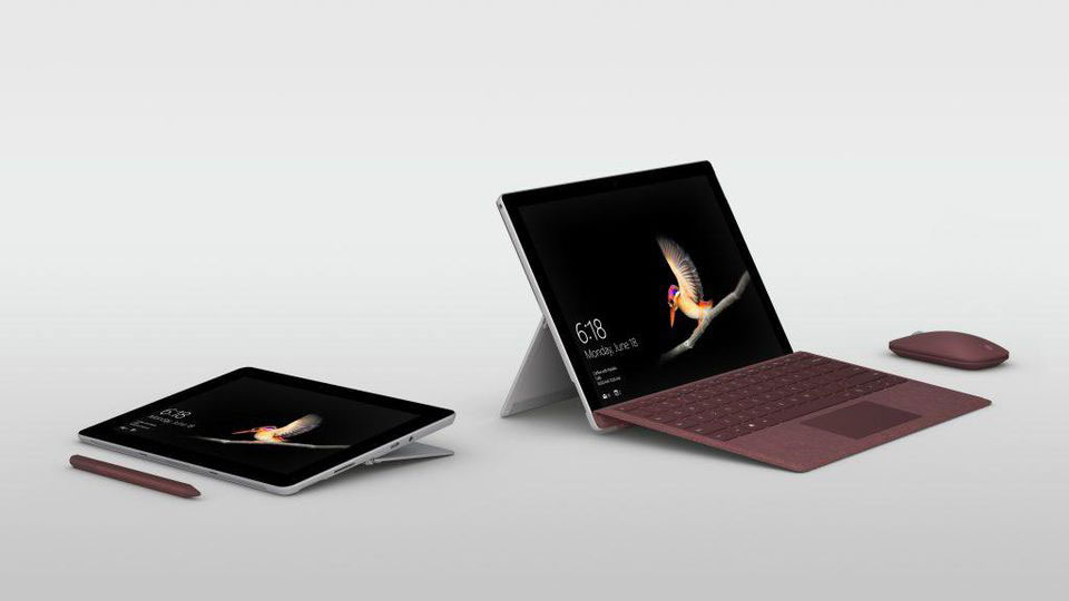 Billig Surface-tablet fra Microsoft