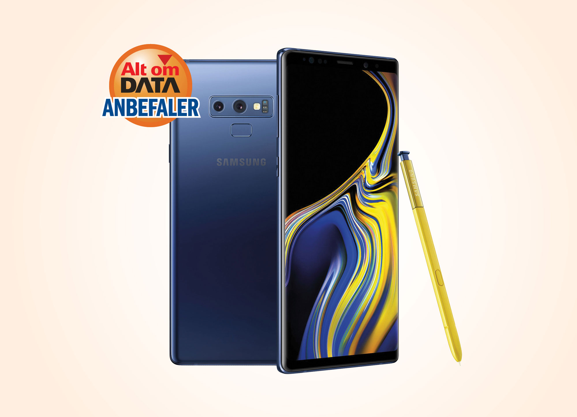 Samsung Galaxy Note9 [TEST]: Samsungs powermobil har det hele