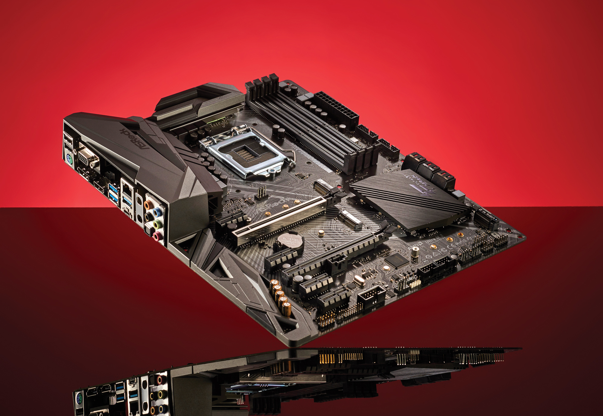 ASRock Fatal1ty H370 Performance [TEST]: Meget bundkort for pengene