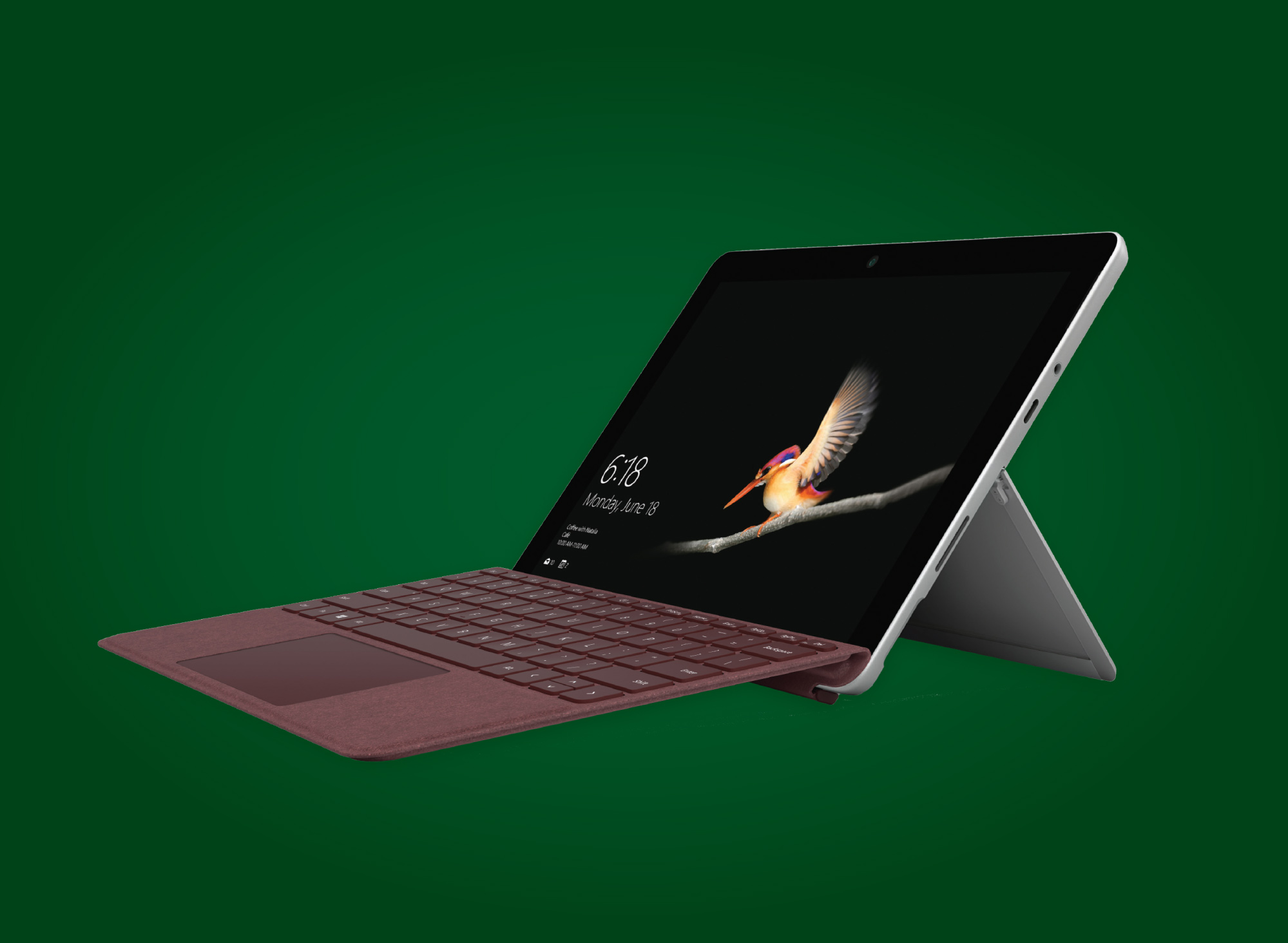 Microsoft Surface Go [TEST]: Luksus-tabletten skaleres ned