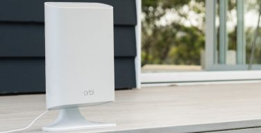 Netgear AC3000 Orbi Outdoor Satellite.
