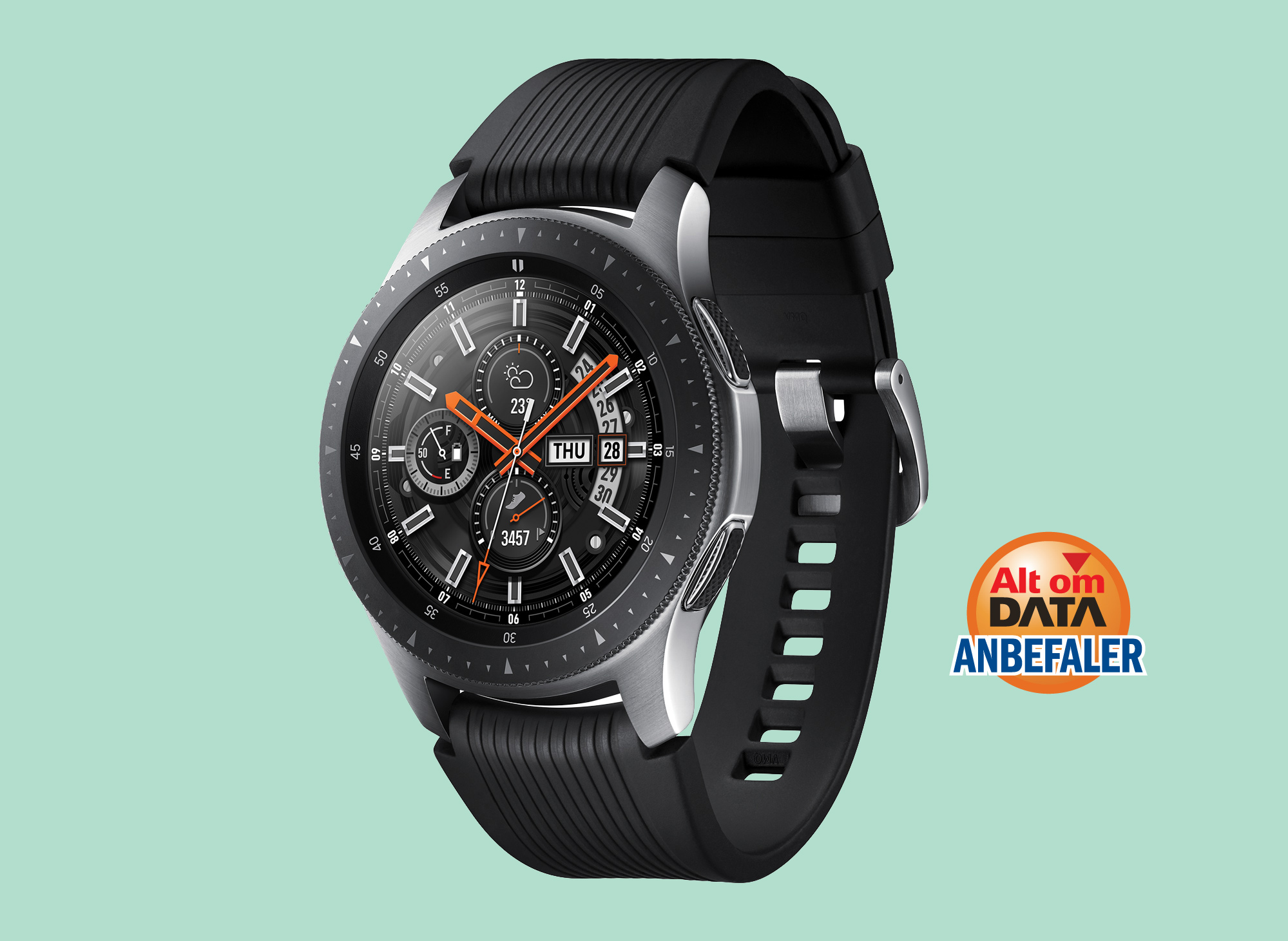 Samsung Galaxy Watch [TEST]: Stilsikkert smartwatch