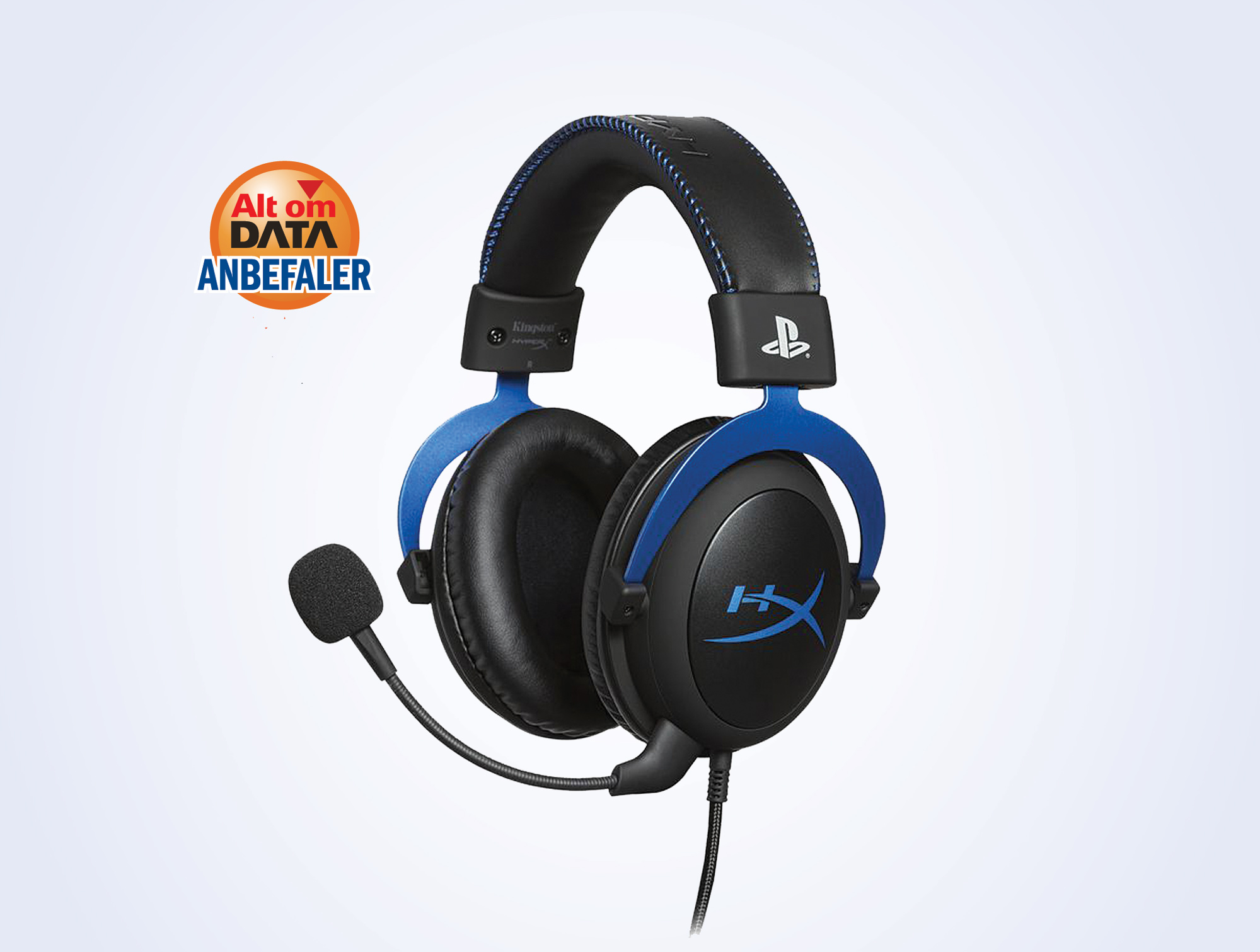 HyperX Cloud PS4 [TEST]: HyperX gamingheadset nu i udgave til PS4