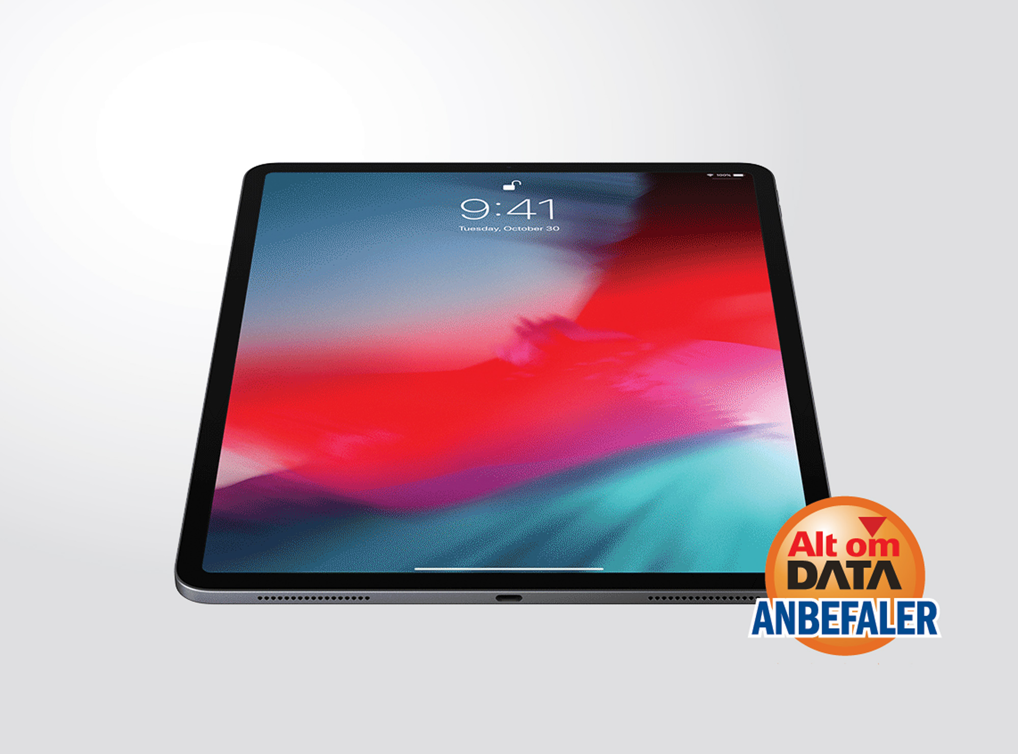 Apple iPad Pro 2018 [TEST]: Apples tablet banker de fleste bærbare