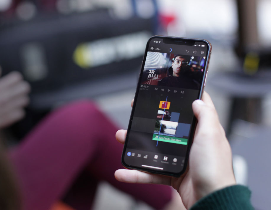 Adobes fede video-app kommer nu til Android