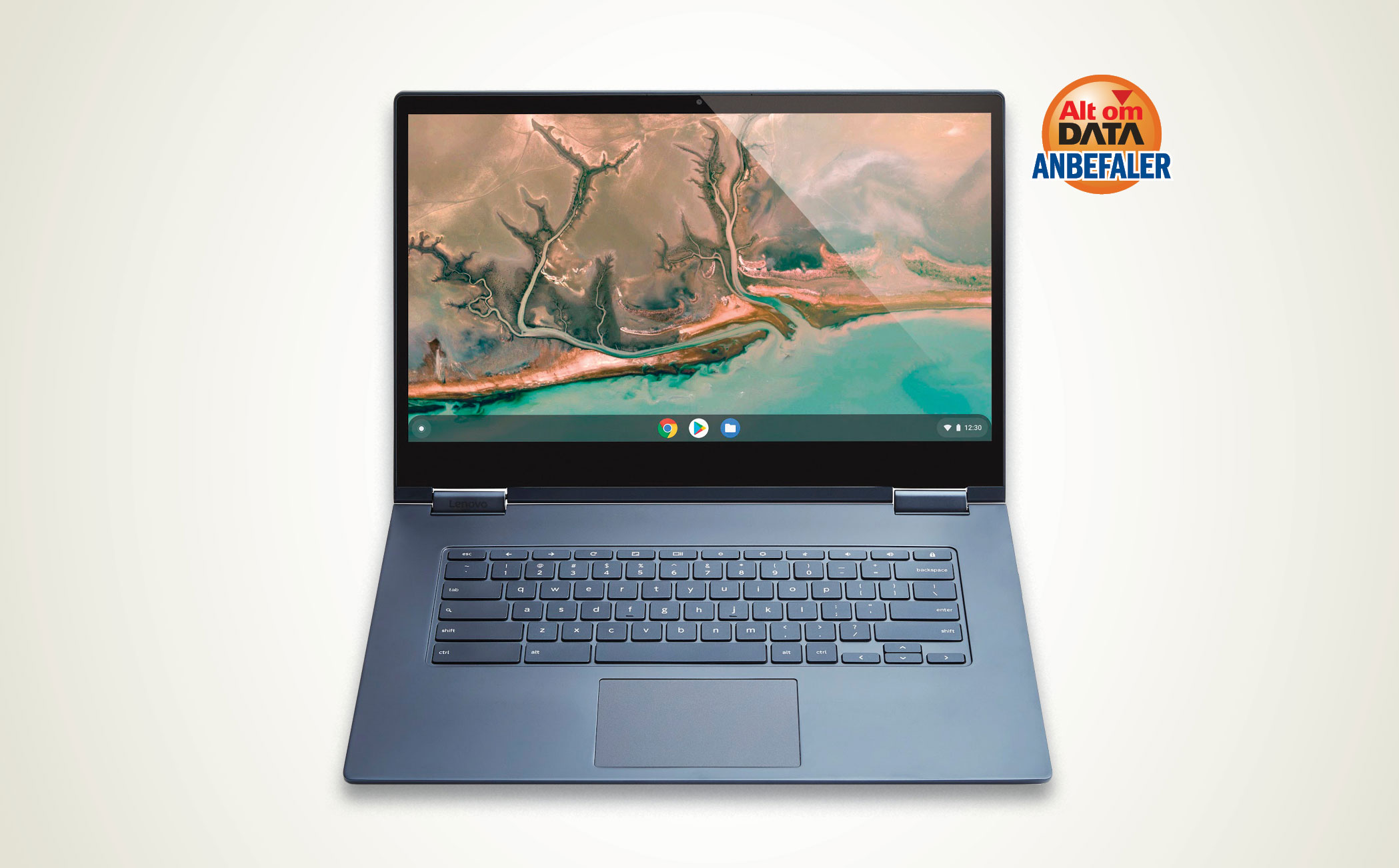 Lenovo Yoga Chromebook C630 [TEST]: Formfuldendt Chromebook med flip-funktion