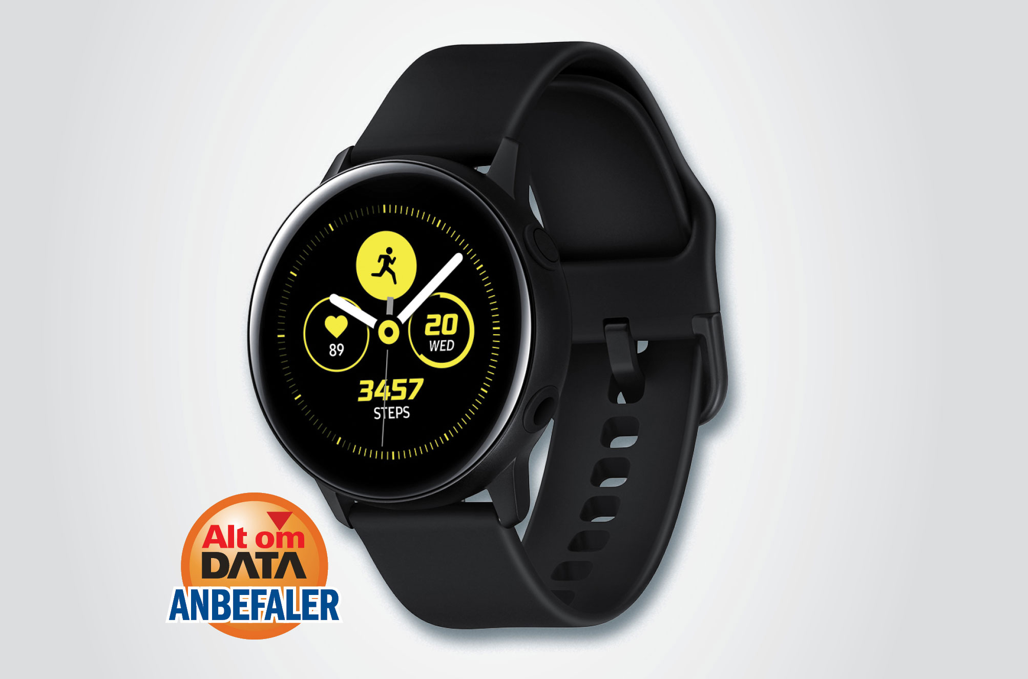 Samsung Galaxy Watch Active [TEST]: Fikst smartwatch med  fokus på fitness