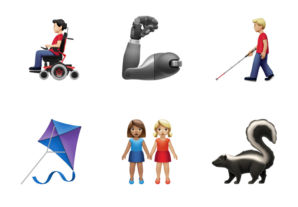 Apple fejrer World Emoji Day med nye emojis