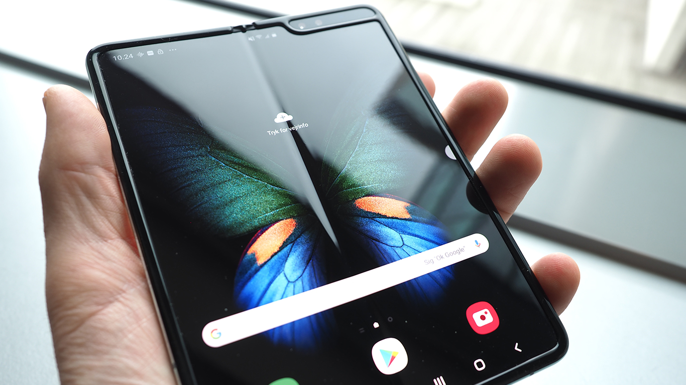 Samsung Galaxy Fold [TEST]: Foldbar, fascinerende og alt for dyr