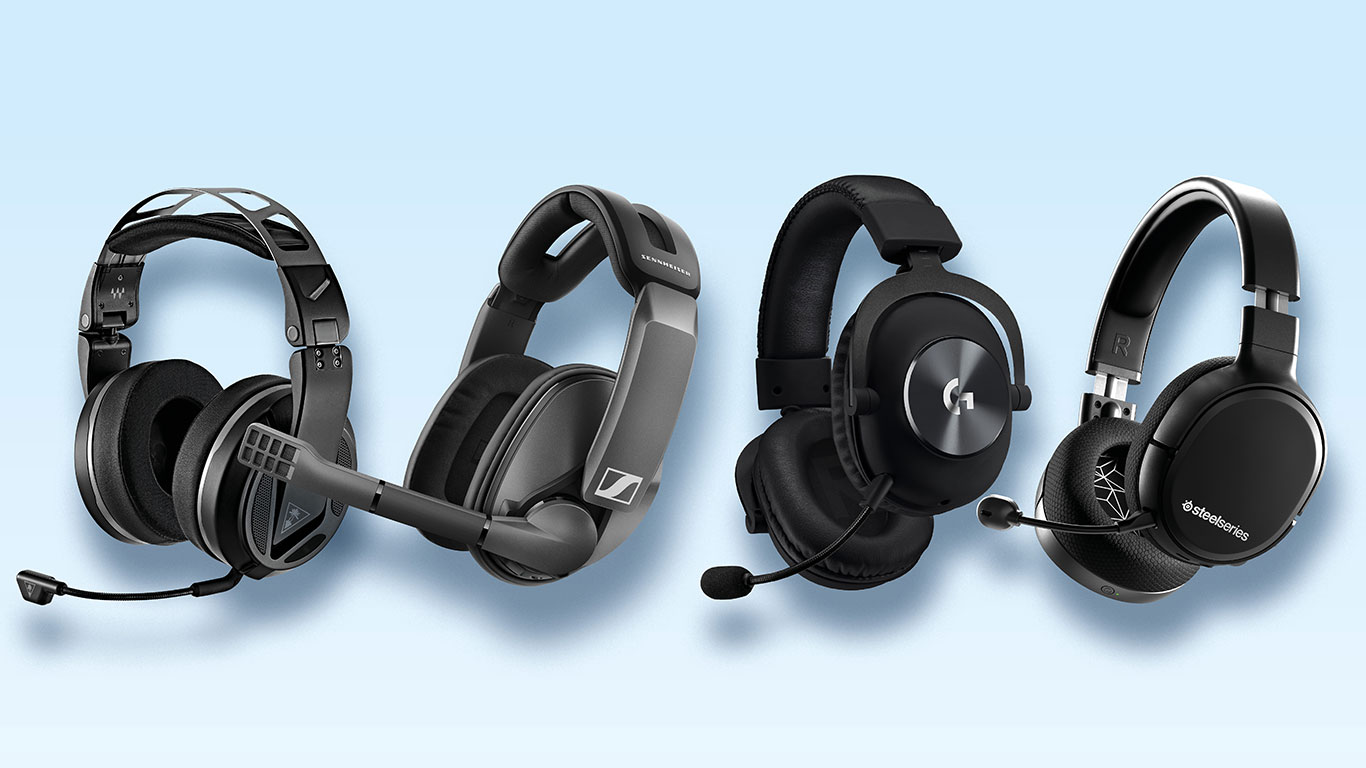 Gaming-headsets [STORTEST]: Gaming med god stil