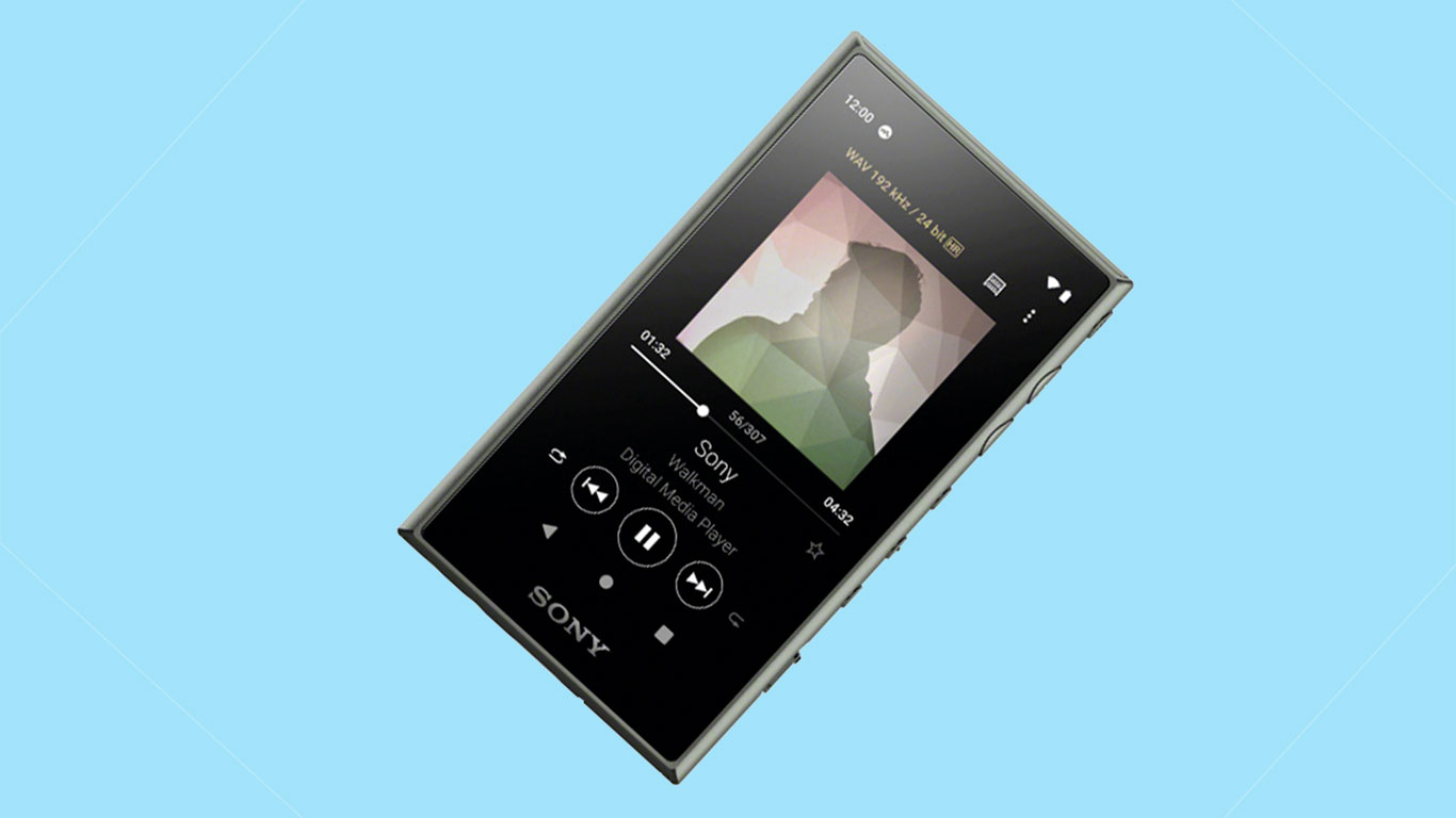 Sony Walkman NW-A105 [TEST]: Android-styret Walkman for den audiofile