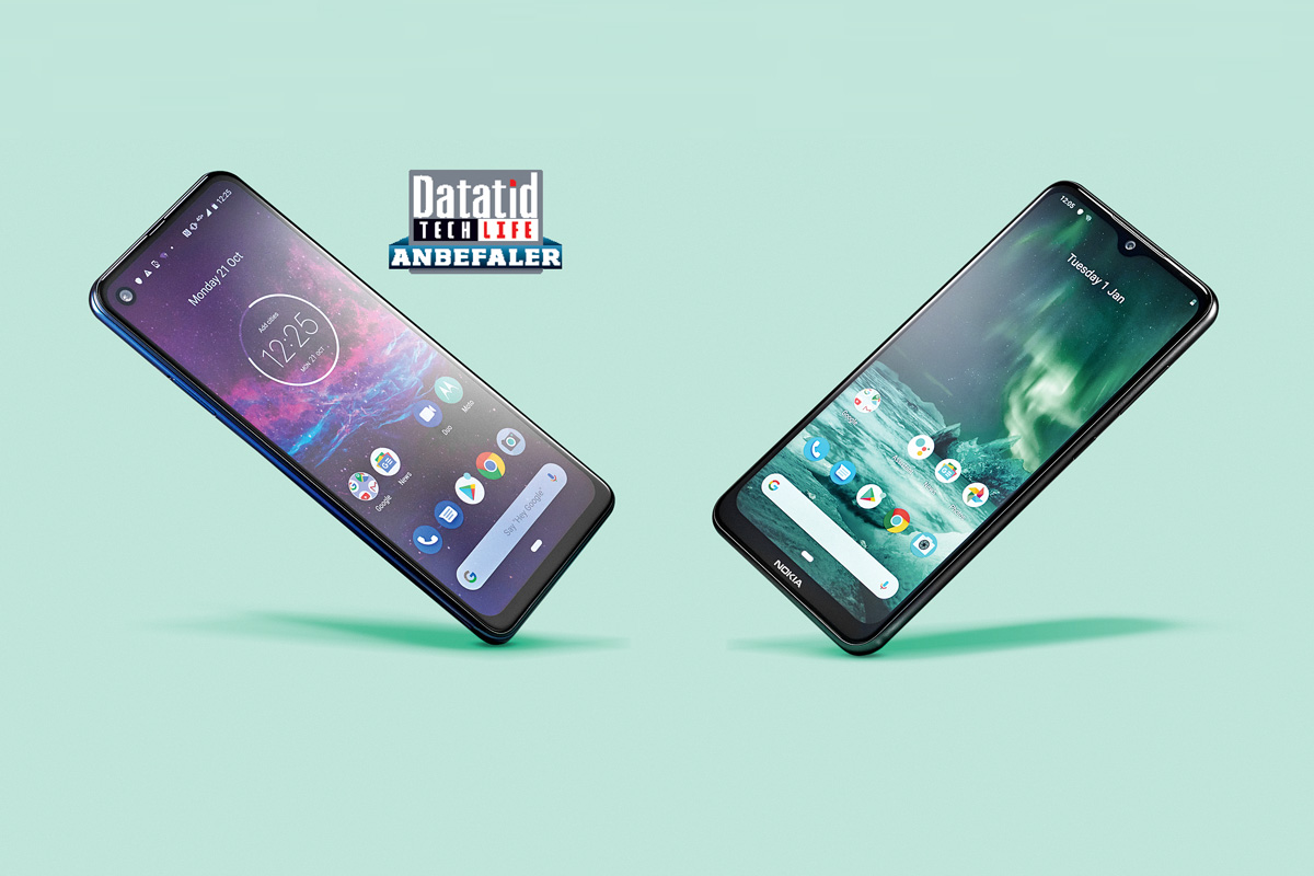 Motorola One Action vs. Nokia 7.2 [TEST]: Budgetmobiler i direkte duel