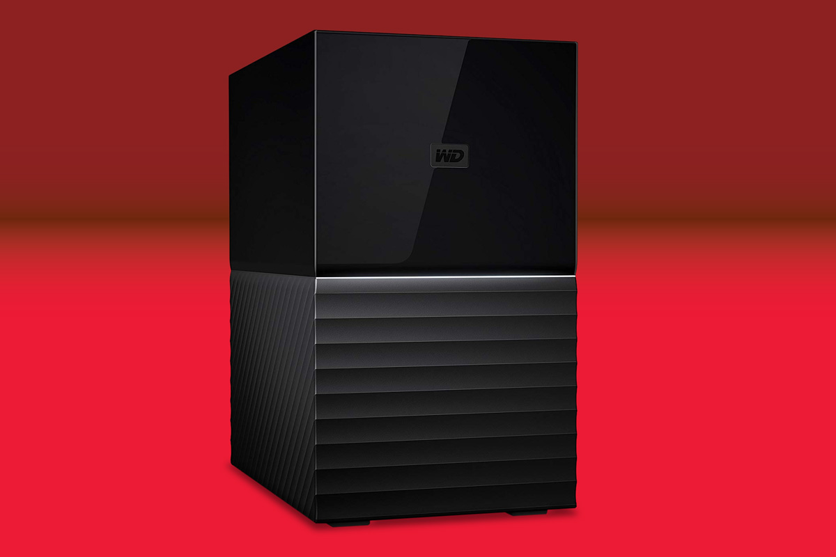 Western Digital My Book Duo