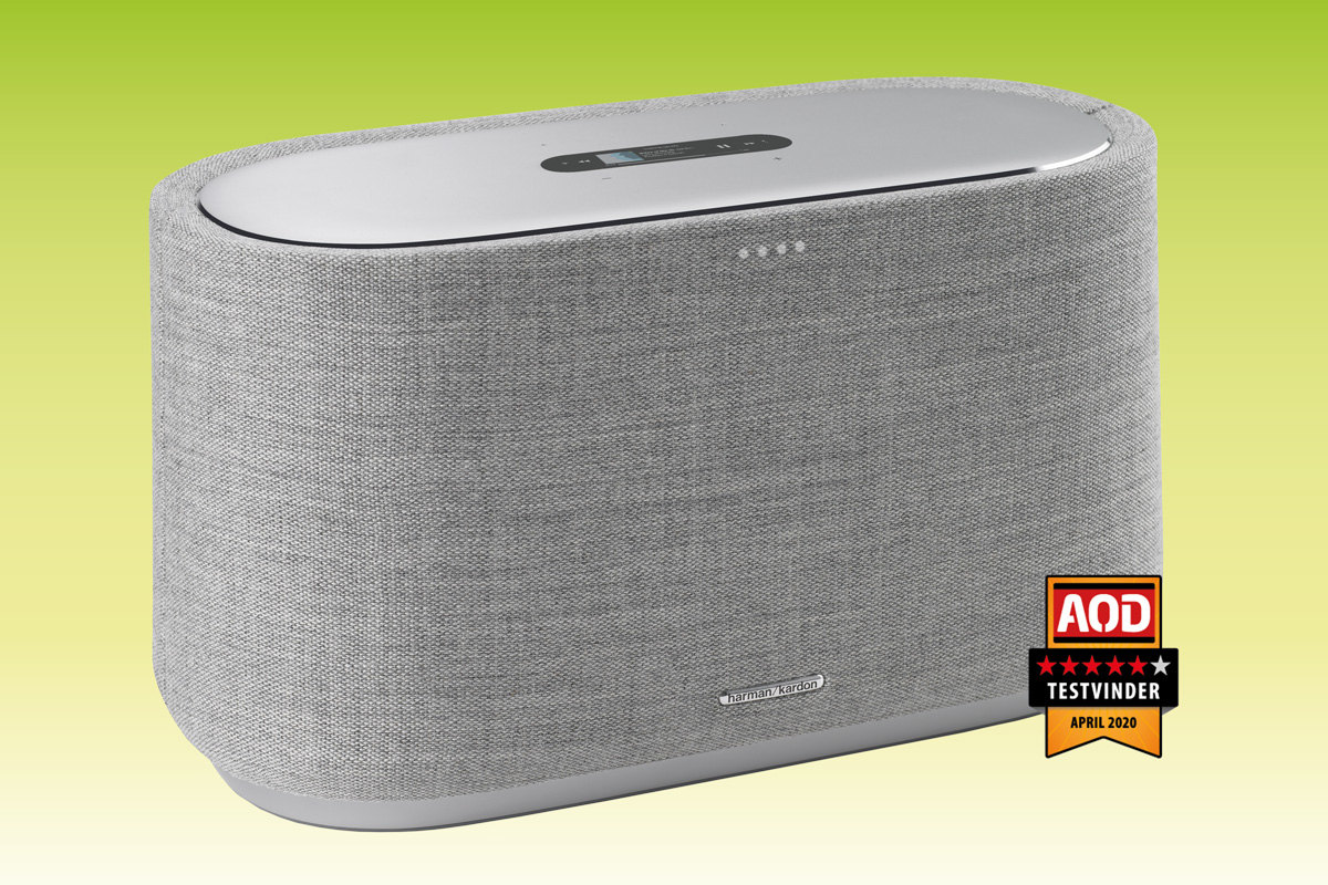 Harman Kardon Citation 500 [TEST]: Kvalitet i alle detaljer