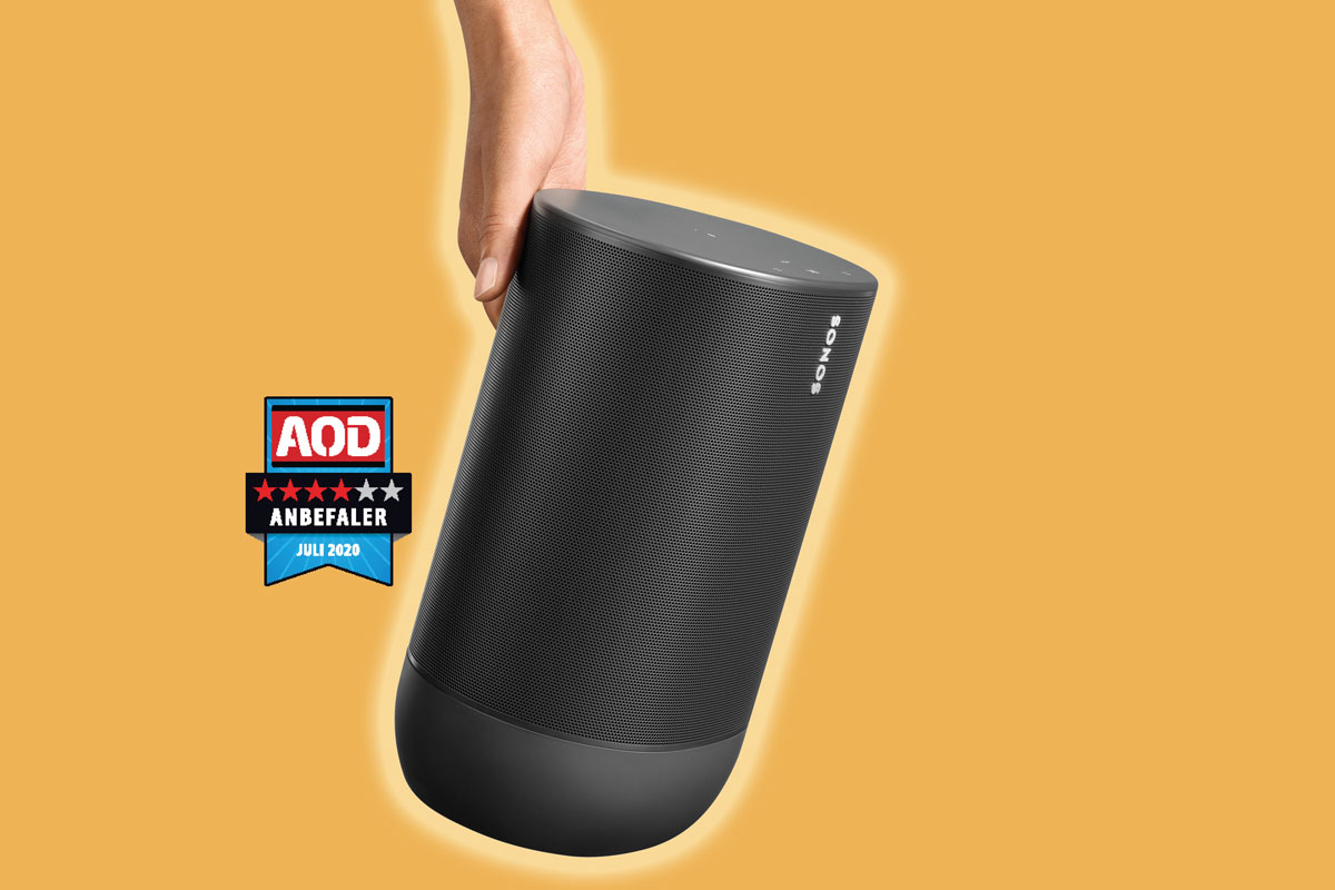 Sonos Move [TEST]: Luksuslyd i stereo