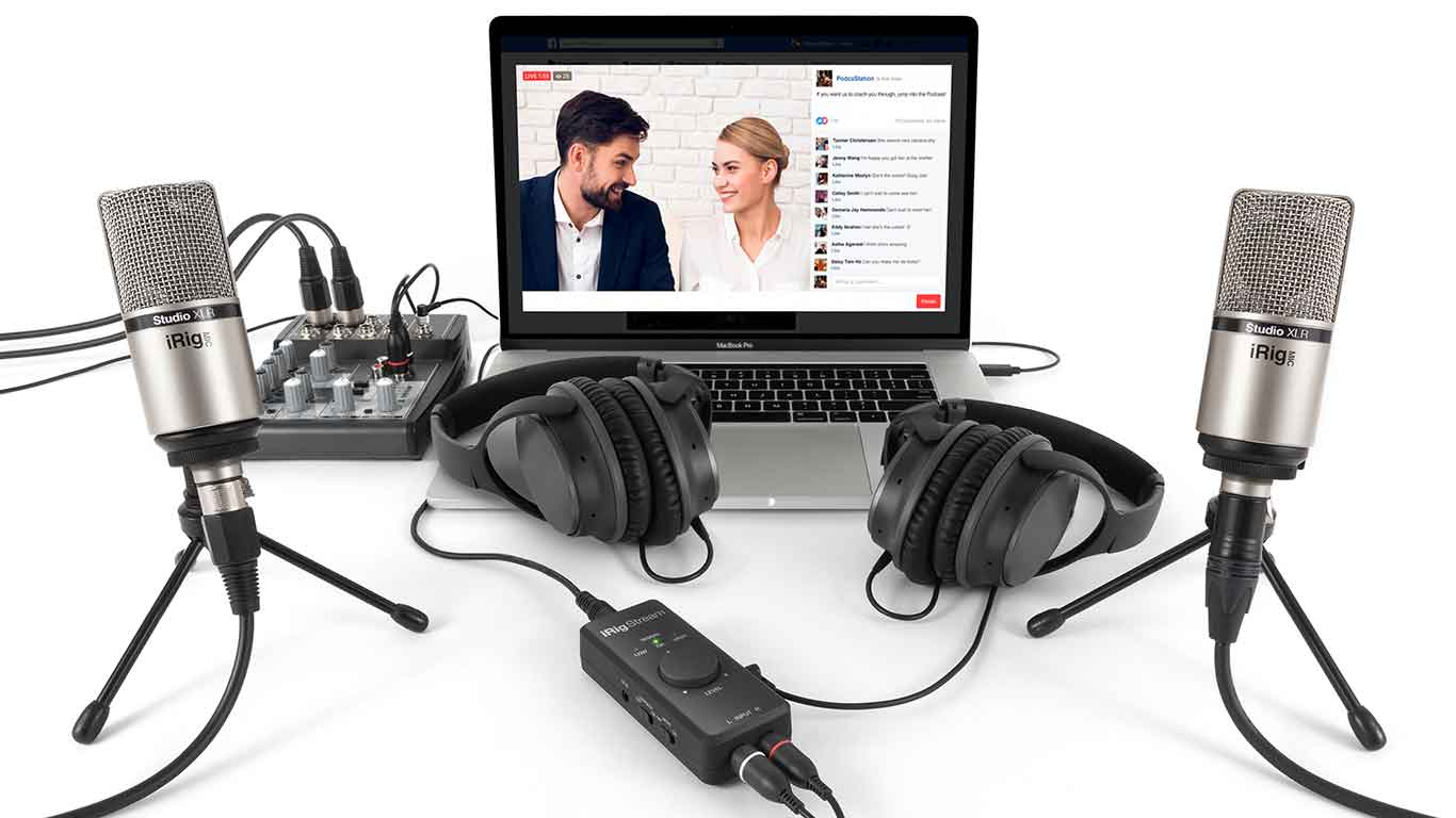 IK Multimedia iRig Stream [TEST]: Lommevenligt lydkort til streameren