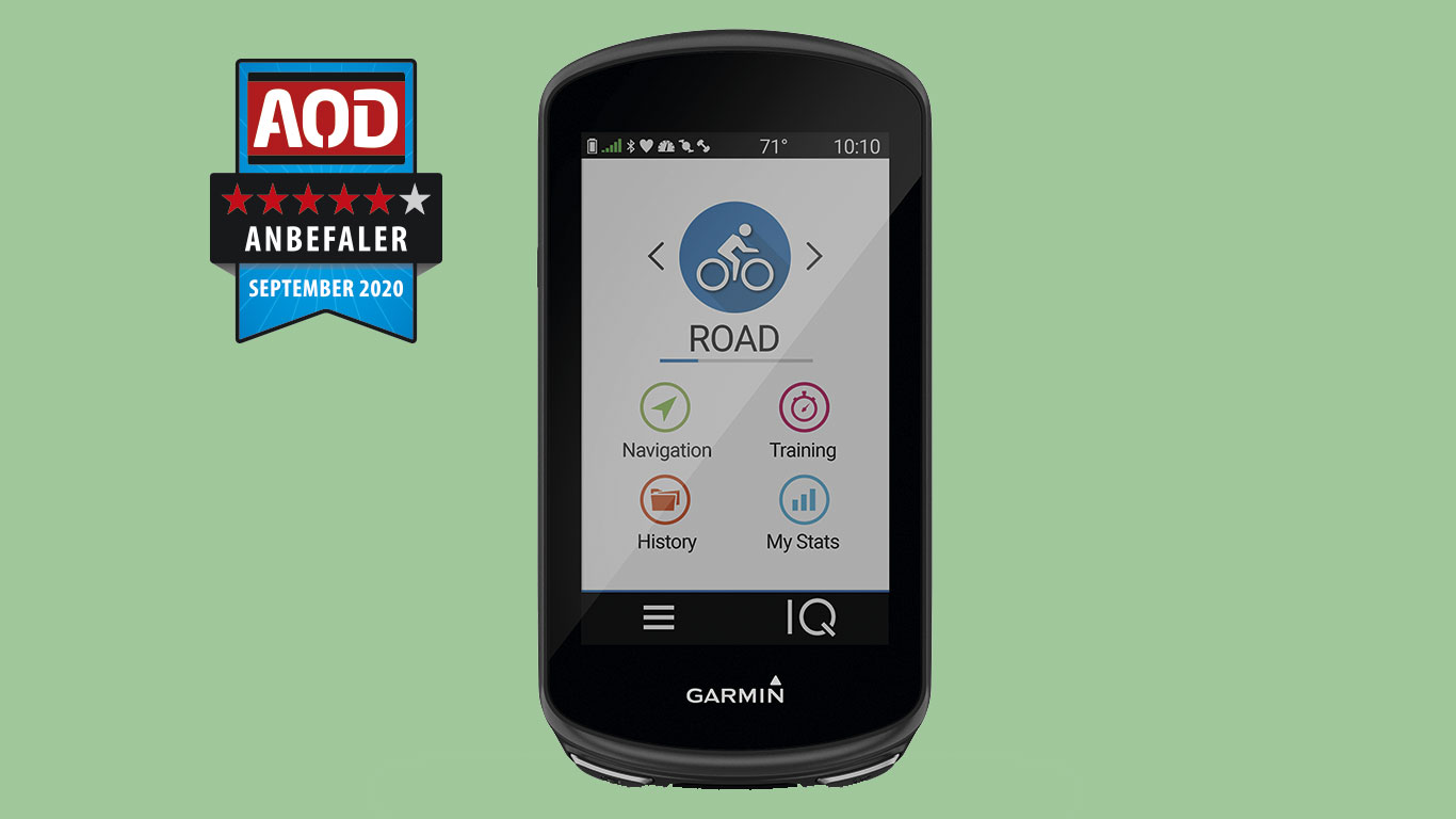 Garmin Edge 1030 Plus [TEST]: Verdens vildeste cykelcomputer